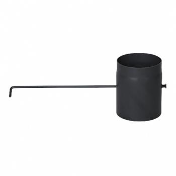 Kouřovod klapka 25 cm, pr. 220 mm