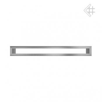 Krbová mřížka TUNEL 6x60 cm nerezová