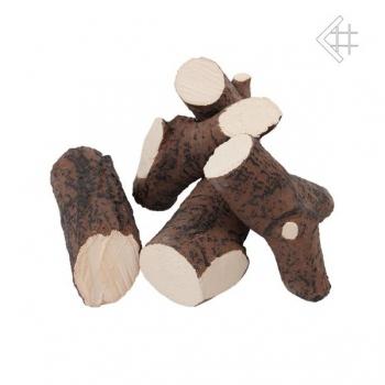 Keramické dřevo TMAVÉ